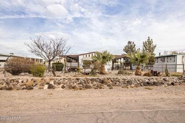 5117 E Mesa Dr, Topock, AZ 86436 (MLS #1014815) :: Local Realty Experts
