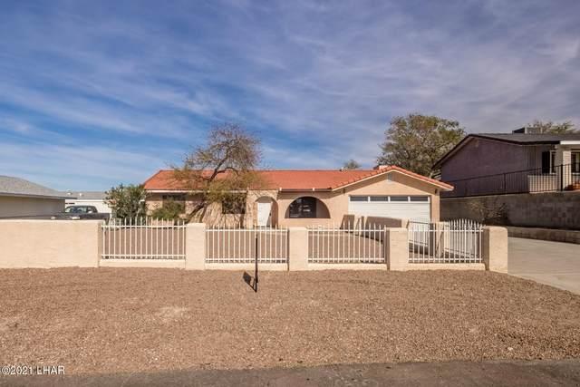 1254 Escalera Pl, Bullhead City, AZ 86442 (MLS #1015042) :: Realty One Group, Mountain Desert