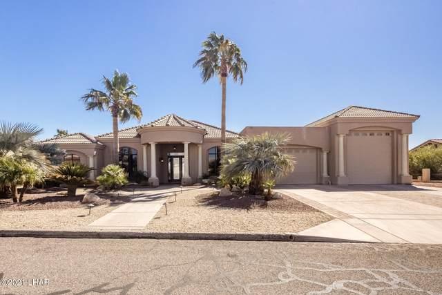 460 Jones Dr, Lake Havasu City, AZ 86406 (MLS #1015163) :: Coldwell Banker