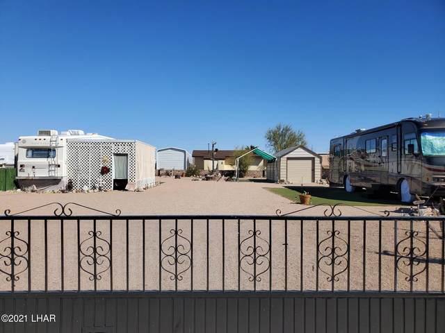 49607 Rainbow Ln, Quartzsite, AZ 85346 (MLS #1015256) :: Coldwell Banker