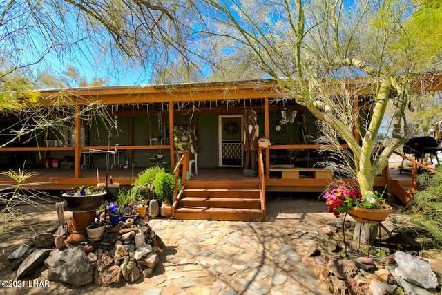 39532 Mcvay Rd, Salome, AZ 85348 (MLS #1015593) :: The Lander Team