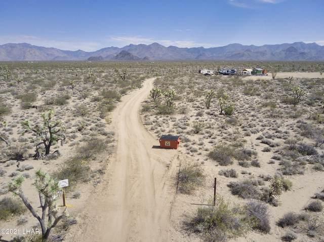 2625 E Mandin Dr, Yucca, AZ 86438 (MLS #1015720) :: Realty One Group, Mountain Desert