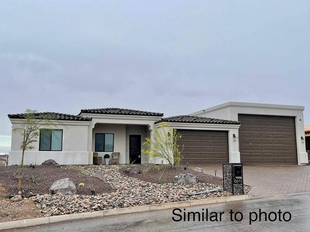 6643 Avienda Desierto Verde, Lake Havasu City, AZ 86406 (MLS #1015790) :: Realty ONE Group