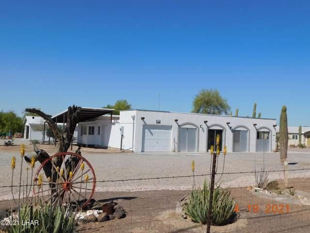 768 W Pyramid St, Quartzsite, AZ 85346 (MLS #1015924) :: Local Realty Experts
