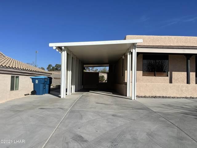 2253 Daytona Ave, Lake Havasu City, AZ 86403 (MLS #1015945) :: Realty One Group, Mountain Desert