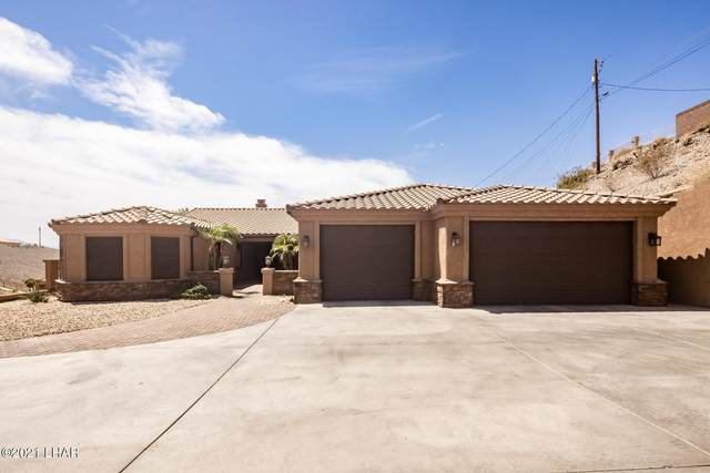 3571 Kicking Horse Dr, Lake Havasu City, AZ 86404 (MLS #1015956) :: Lake Havasu City Properties