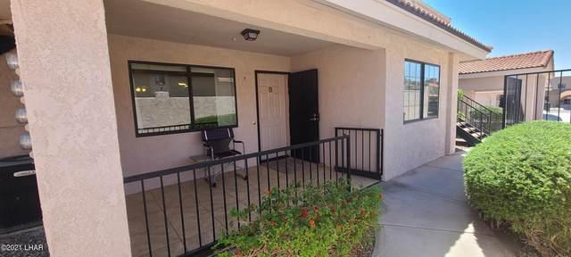 2095 Mesquite Ave #8, Lake Havasu City, AZ 86403 (MLS #1016109) :: Realty ONE Group