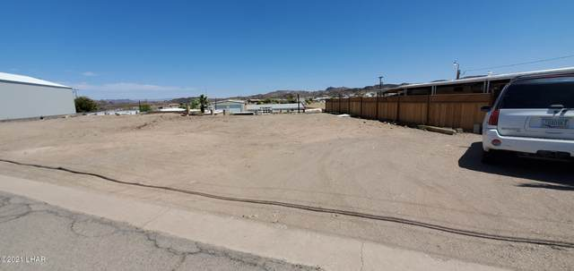 10771 Admiral Rd, Parker, AZ 85344 (MLS #1016110) :: Realty One Group, Mountain Desert