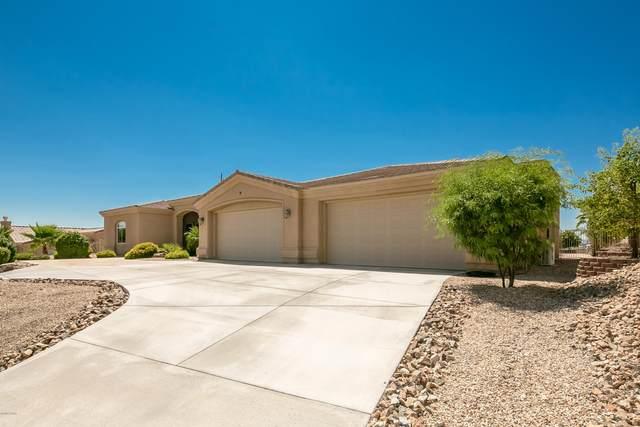 3631 Kicking Horse Dr, Lake Havasu City, AZ 86404 (MLS #1016261) :: Coldwell Banker
