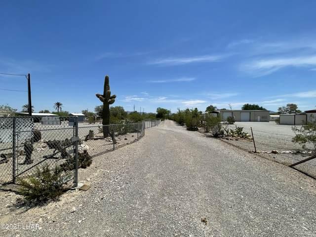 1425 N Datig Ave, Quartzsite, AZ 85346 (MLS #1016406) :: The Lander Team