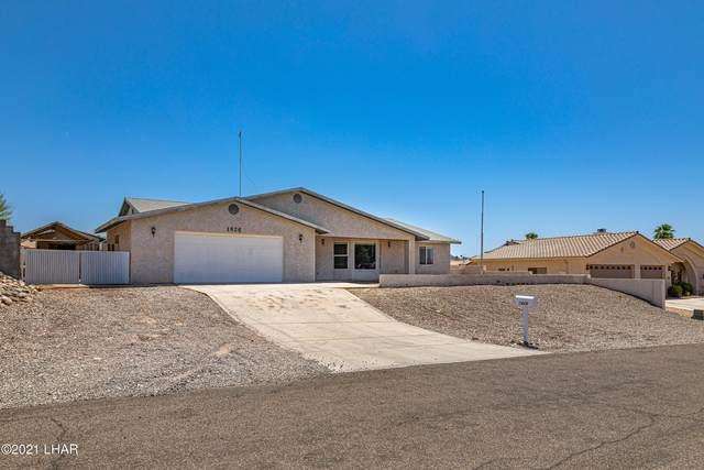 1826 Ambas Dr, Lake Havasu City, AZ 86403 (MLS #1016424) :: Realty One Group, Mountain Desert
