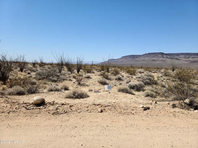 105b Sunset, Yucca, AZ 86438 (MLS #1016427) :: Coldwell Banker