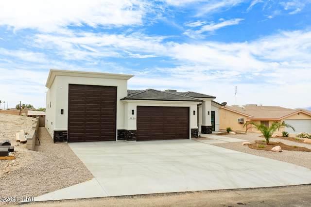 3526 Shawnee Ln, Lake Havasu City, AZ 86404 (MLS #1016657) :: Realty One Group, Mountain Desert