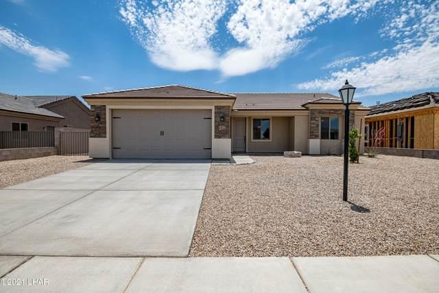 4852 N Old West Rd, Kingman, AZ 86401 (MLS #1016761) :: Realty One Group, Mountain Desert