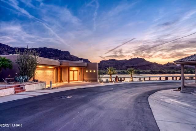 3486 Sunfish Blvd, Parker, AZ 85344 (MLS #1016771) :: The Lander Team