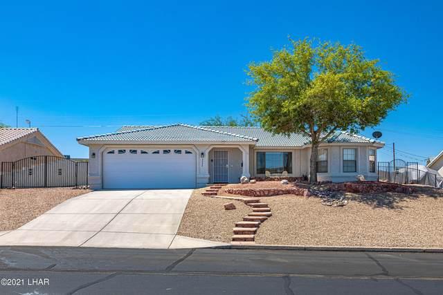 3590 Hollister Dr, Lake Havasu City, AZ 86406 (MLS #1016953) :: Lake Havasu City Properties