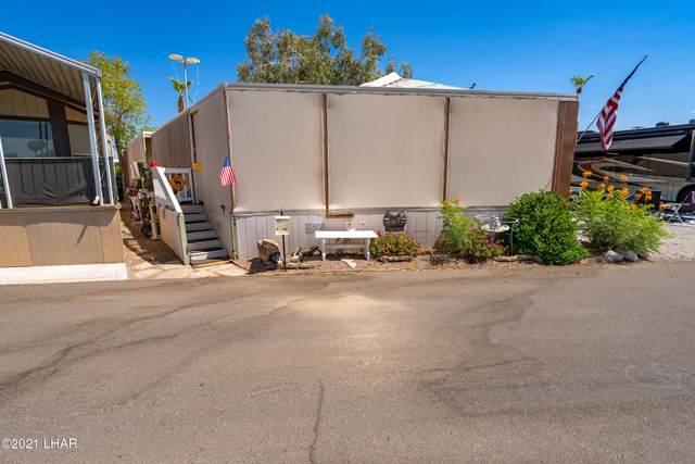 555 Beachcomber Blvd A04, Lake Havasu City, AZ 86403 (MLS #1017048) :: Realty One Group, Mountain Desert