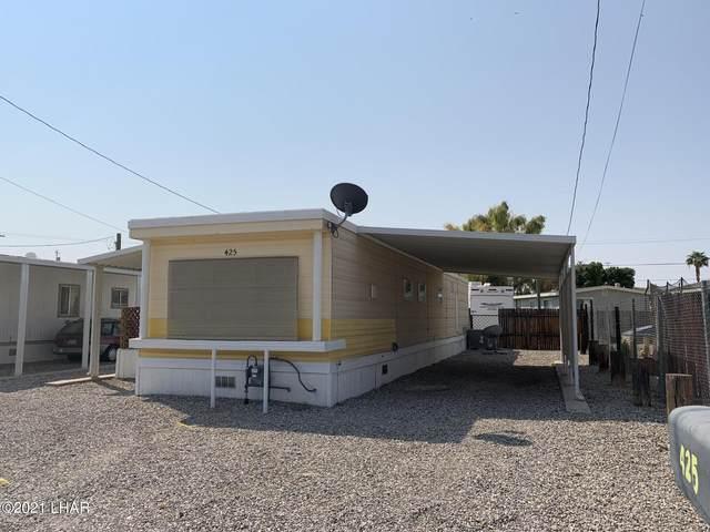 425 N Moonlight Dr, Parker, AZ 85344 (MLS #1017165) :: Local Realty Experts