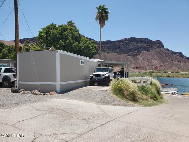 3720 Hwy 95 #8, Parker, AZ 85344 (MLS #1017247) :: Local Realty Experts