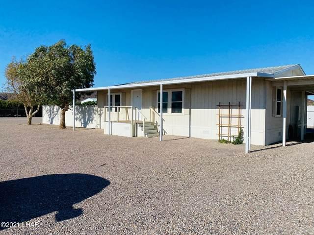 44251 E Perry Ln, Salome, AZ 85348 (MLS #1017264) :: The Lander Team