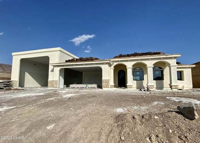 6635 Avienda Desierto Verde Dr, Lake Havasu City, AZ 86406 (MLS #1017288) :: The Lander Team
