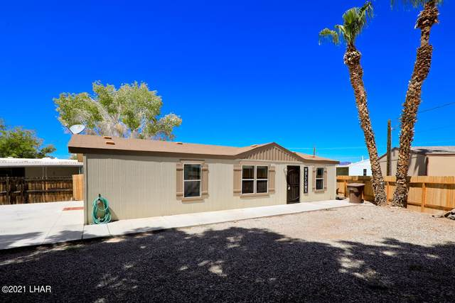 416 N Misty Ln, Parker, AZ 85344 (MLS #1017328) :: Local Realty Experts