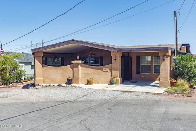 9418 Hilltop Dr, Parker, AZ 85344 (MLS #1017542) :: Local Realty Experts