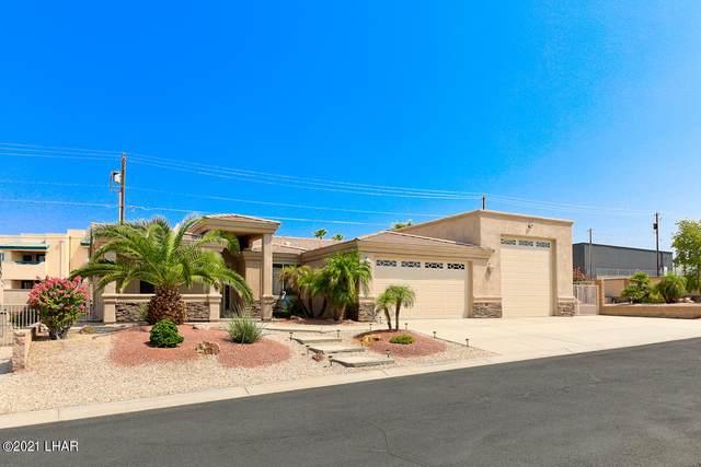 3192 Oro Grande Blvd #109, Lake Havasu City, AZ 86406 (MLS #1017731) :: Lake Havasu City Properties
