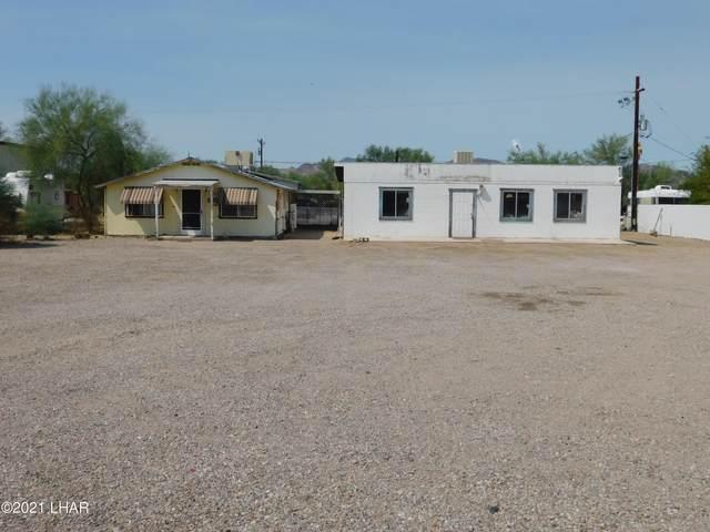 722 N Central Blvd, Quartzsite, AZ 85346 (MLS #1018044) :: Local Realty Experts