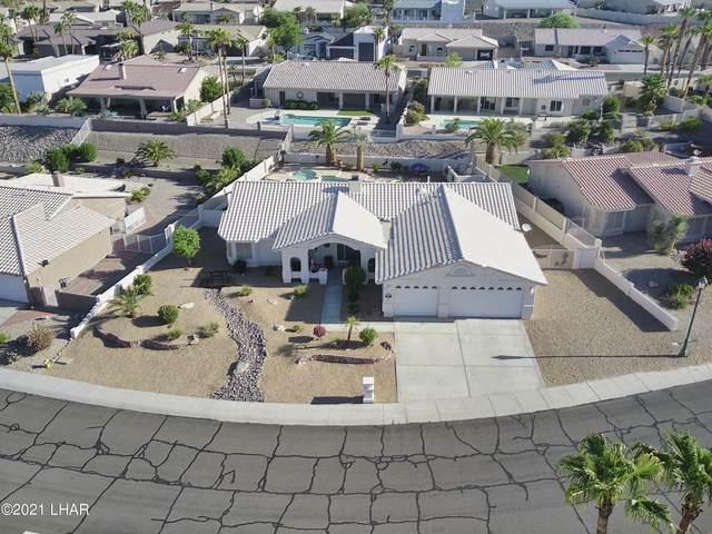 2355 Buckingham Blvd, Lake Havasu City, AZ 86404 (MLS #1018114) :: The Lander Team
