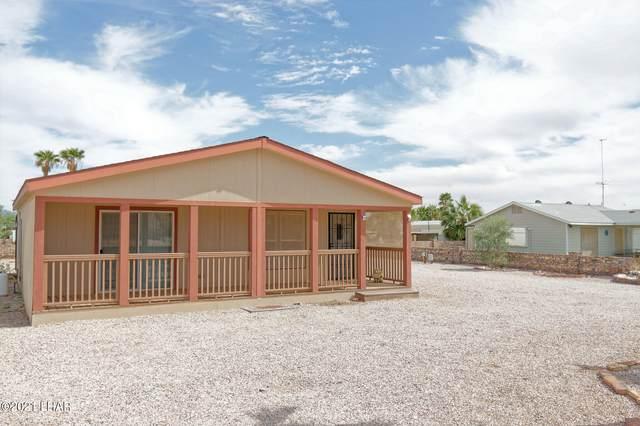 49531 Pearl Ave, Quartzsite, AZ 85346 (MLS #1018597) :: Local Realty Experts