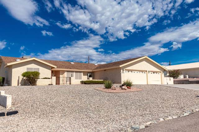 2791 N Barite Dr, Lake Havasu City, AZ 86404 (MLS #1007946) :: Lake Havasu City Properties