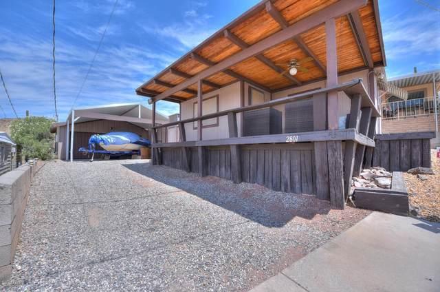 2801 Hillcrest Dr, Parker, AZ 85344 (MLS #1008181) :: Realty One Group, Mountain Desert