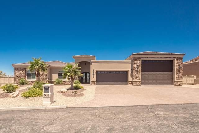 2481 Lema Dr, Lake Havasu City, AZ 86406 (MLS #1011251) :: Coldwell Banker
