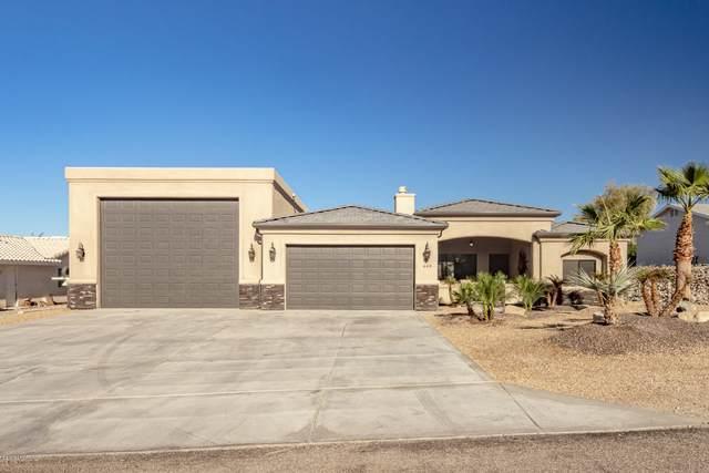 449 Sunfield Dr, Lake Havasu City, AZ 86404 (MLS #1013754) :: Realty One Group, Mountain Desert