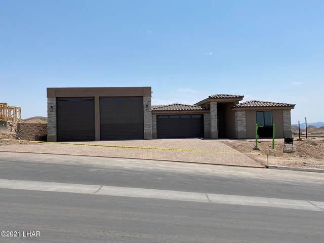 6772 Avienda De Los Foothills, Lake Havasu City, AZ 86406 (MLS #1016493) :: Coldwell Banker