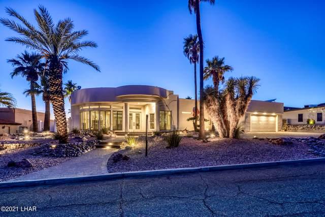 2337 Hogan Ln, Lake Havasu City, AZ 86406 (MLS #1016546) :: Coldwell Banker
