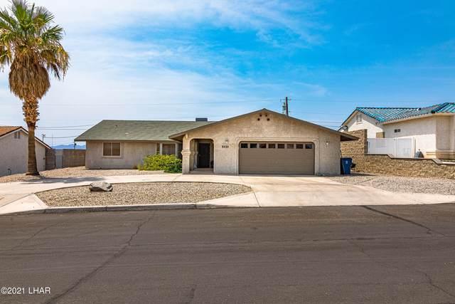 3535 Red Cloud Dr, Lake Havasu City, AZ 86406 (MLS #1016907) :: The Lander Team