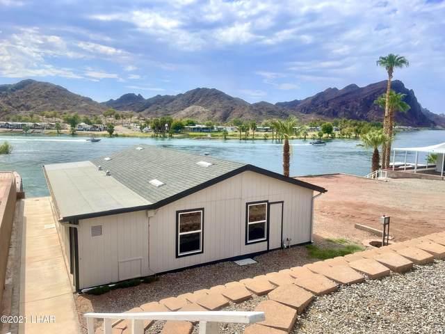 4930 Az-95, Parker, AZ 85344 (MLS #1017465) :: Local Realty Experts