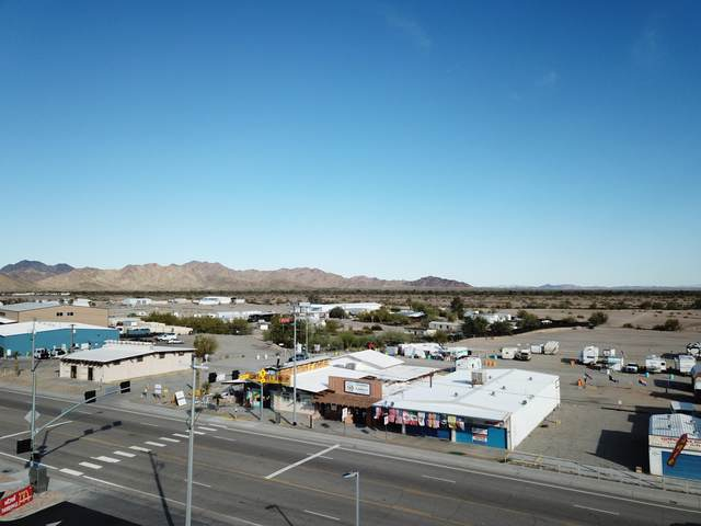 1250 W Main St, Quartzsite, AZ 85346 (MLS #1009664) :: Realty One Group, Mountain Desert