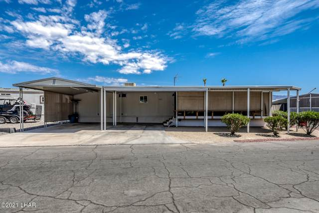 601 Beachcomber Blvd #446, Lake Havasu City, AZ 86403 (MLS #1017094) :: Realty One Group, Mountain Desert