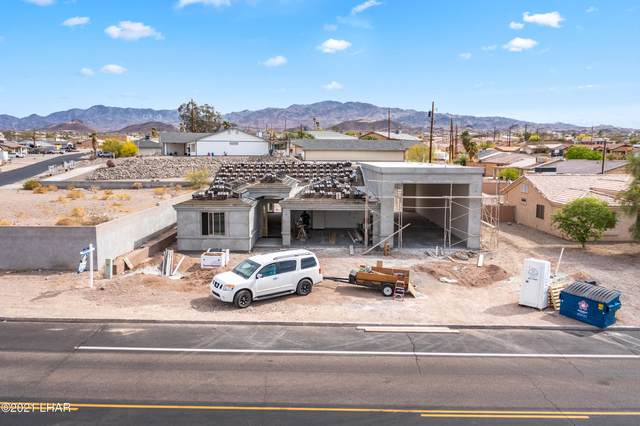 3488 Oro Grande Blvd, Lake Havasu City, AZ 86406 (MLS #1015966) :: Realty ONE Group