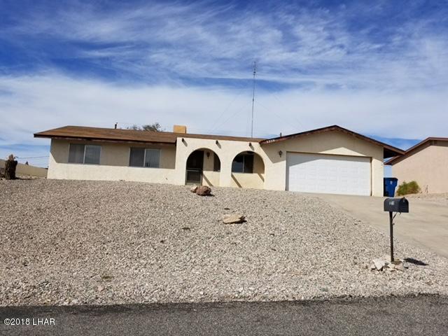 3359 N Hornet Bay, Lake Havasu City, AZ 86406 (MLS #1000811) :: Lake Havasu City Properties