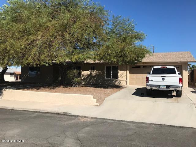 2361 Lilac Ln, Lake Havasu City, AZ 86403 (MLS #1003071) :: Lake Havasu City Properties