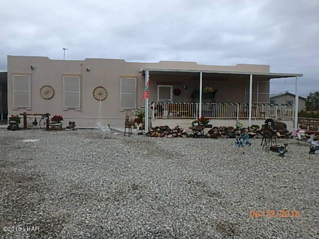 950 W Pyramid St, Quartzsite, AZ 85346 (MLS #1004236) :: The Lander Team