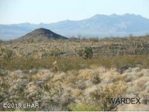 0 S Rosewell, Yucca, AZ 86438 (MLS #1004399) :: The Lander Team