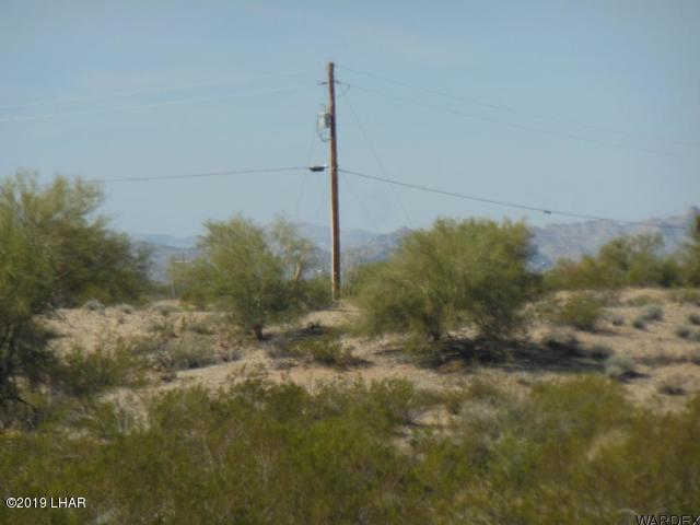 Lot 80 Douglas Ln, Yucca, AZ 86438 (MLS #1005502) :: Realty One Group, Mountain Desert