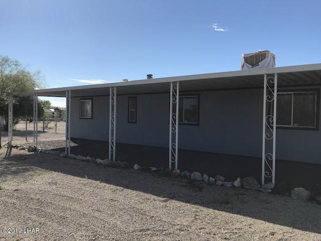 66852 Ola St, Salome, AZ 85348 (MLS #1005687) :: The Lander Team