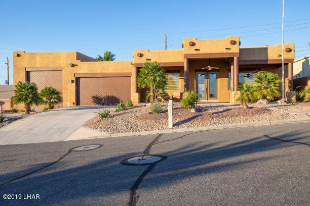 1250 Palmas Dr, Lake Havasu City, AZ 86404 (MLS #1006858) :: Lake Havasu City Properties