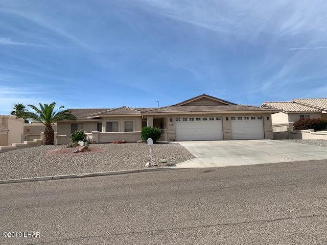 2281 Clarke Dr, Lake Havasu City, AZ 86403 (MLS #1007144) :: Lake Havasu City Properties